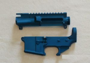Ar 15 Upper Receiver Assembled With Bcg And Charging