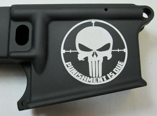 Punisher Lower Receiver